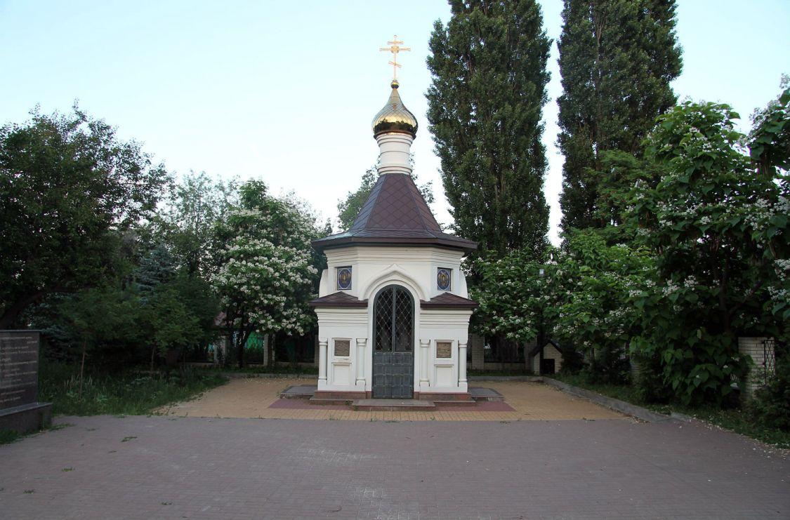 Часовня Михаила Архангела на Терновом кладбище, Воронеж