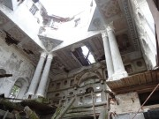 Церковь Георгия Победоносца - Георгиевское, урочище - Сокольский район - Вологодская область