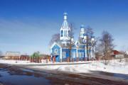 Церковь Спаса Преображения - Гамово - Пермский район и г. Звёздный - Пермский край
