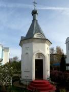 Пушкино. Николая, царя-мученика, в Мамонтовке, часовня