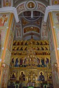 Введеньё. Николо-Шартомский мужской монастырь. Собор Николая Чудотворца