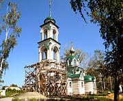 Церковь Михаила Архангела (новая) - Новоживотинное - Рамонский район - Воронежская область