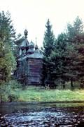 Церковь Троицы Живоначальной - Водла - Пудожский район - Республика Карелия