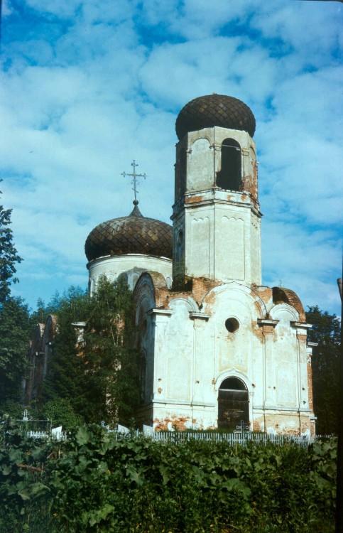 Церковь Троицы Живоначальной, Беляницы