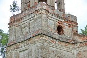 Церковь Покрова Пресвятой Богородицы - Божонка - Сонковский район - Тверская область