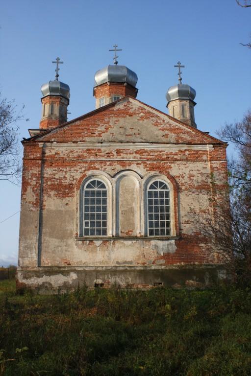 Церковь Казанской Божией Матери, Горки