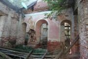 Церковь Воздвижения Креста Господня - Лисино - Любимский район - Ярославская область