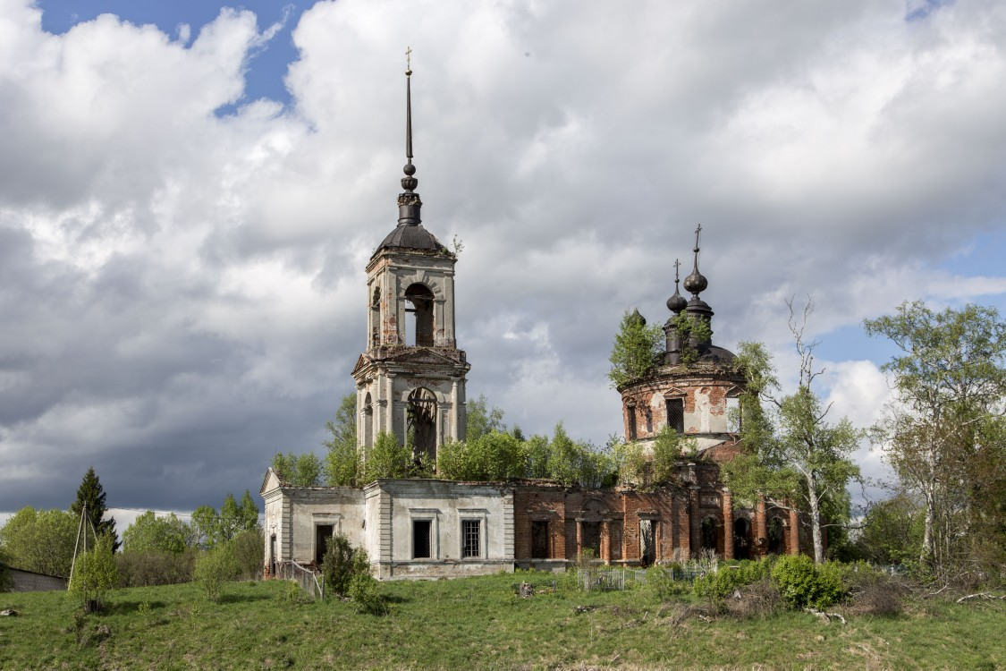 Церковь Покрова Пресвятой Богородицы, Перетерье