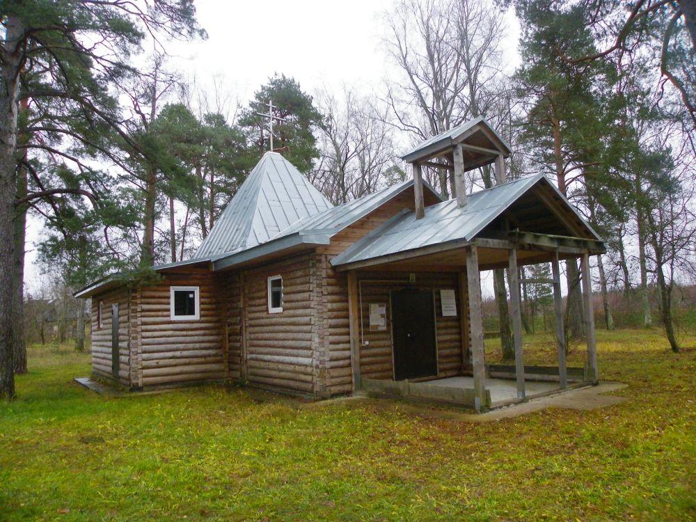 Церковь Николая Чудотворца, Большое Куземкино