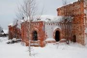 Церковь Богоявления Господня - Чигироб - Соликамский район и г. Соликамск - Пермский край