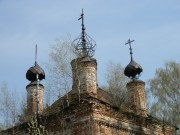 Церковь Иоанна Предтечи - Маслово - Лежневский район - Ивановская область