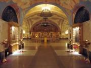 Хамовники. Спаса Преображения в комплексе храма Христа Спасителя, церковь