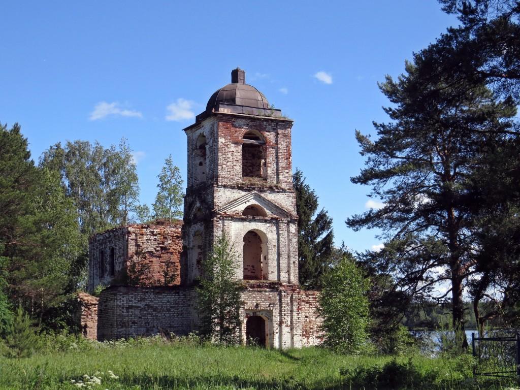 Церковь Рождества Пресвятой Богородицы, Попово