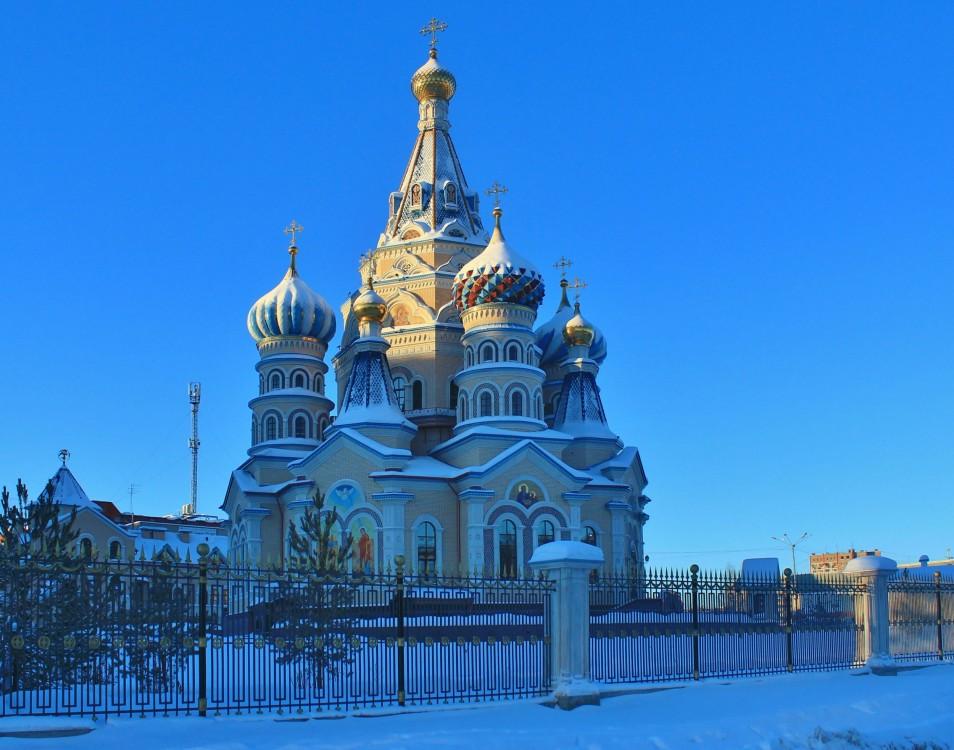 Церковь Иверской иконы Божией Матери, Ижевск