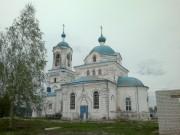 Церковь Грузинской иконы Божией Матери - Осиново - Зеленодольский район - Республика Татарстан