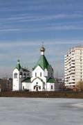 Церковь Всех Святых, в земле Российской просиявших - Москва - Восточный административный округ (ВАО) - г. Москва