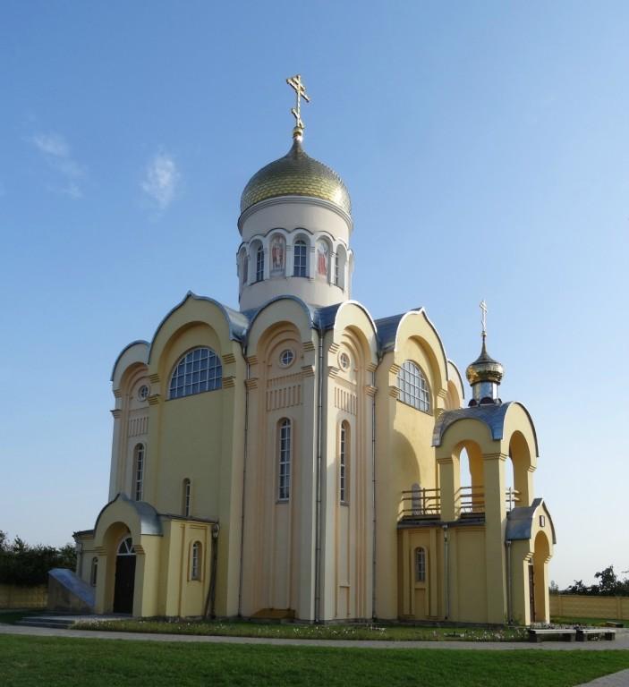 Церковь Вознесения Господня (строится), Чаусы