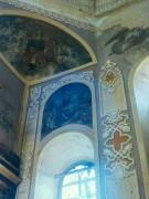 Пятница-Плот (погост Пятницкий на Плоту). Смоленской иконы Божией Матери, церковь