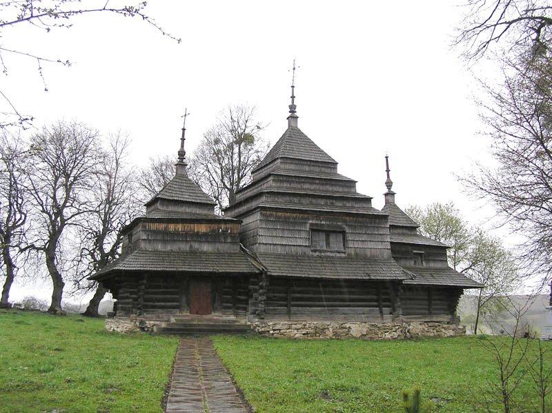 Церковь Василия Великого, Черче