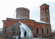 Непрядва. Казанской иконы Божией матери, церковь