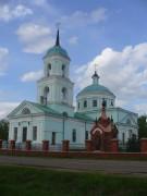 Церковь Николая Чудотворца - Никольское (Русское Никольское) - Лаишевский район - Республика Татарстан