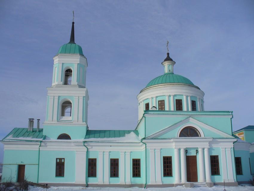 Церковь Николая Чудотворца, Никольское (Русское Никольское)