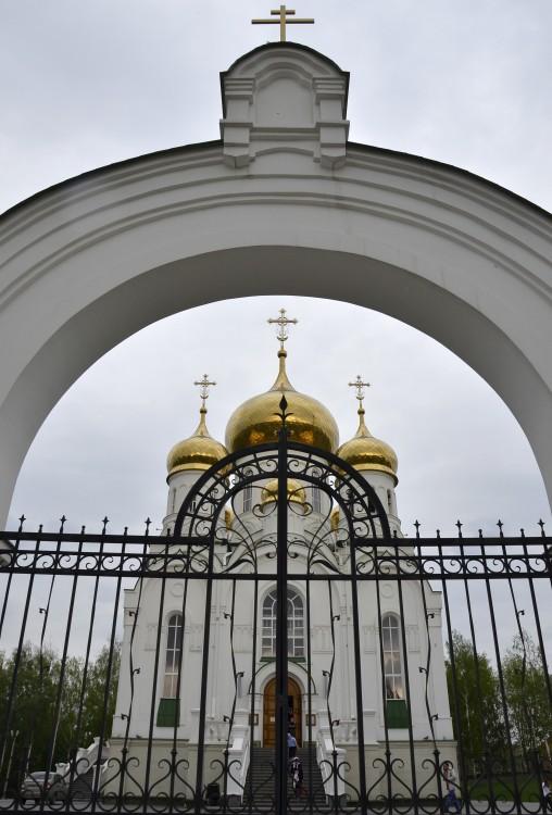 Церковь Троицы Живоначальной, Тамбов