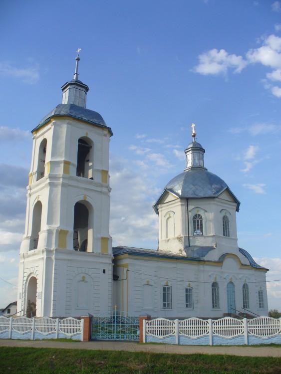 Церковь Покрова Пресвятой Богородицы, Тагашево (Тогашево)