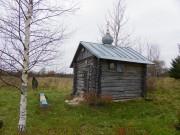 Часовня Ольги равноапостольной - Ольгино Поле - Псковский район - Псковская область