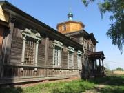 Церковь Троицы Живоначальной - Большое Карачкино - Моргаушский район - Республика Чувашия