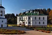Спасо-Елеазаровский женский монастырь. Церковь Гавриила Архангела - Елизарово - Псковский район - Псковская область
