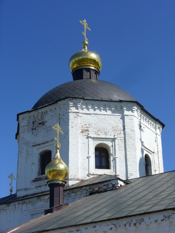 Церковь Богоявления Господня, Егорьево
