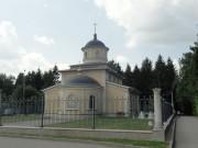 Тула. Смоленской иконы Божией Матери, церковь