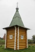 Волговерховье. Ольгинский монастырь. Часовня Воздвижения Креста Господня