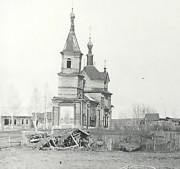Люткино. Гурия, Германа и Варсонофия, Казанских Чудотворцев, церковь