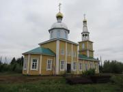 Церковь Вознесения Господня - Юськасы - Моргаушский район - Республика Чувашия