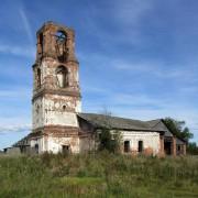 Церковь Воздвижения Креста Господня - Воронино - Кирилловский район - Вологодская область
