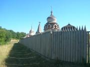 Сухарево. Воскресенский монастырь Новый Иерусалим