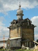 Воскресенский монастырь Новый Иерусалим. Часовня Гроба Господня - Сухарево - Валуйский район - Белгородская область