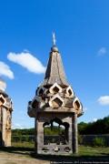 Сухарево. Воскресенский монастырь Новый Иерусалим. Часовня Державной иконы Божией Матери