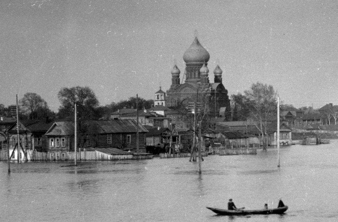 Церковь Макария Унженского и Желтоводского в Адмиралтейской слободе, Казань