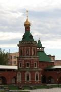 Часовня Покрова Пресвятой Богородицы в Царевококшайском кремле - Йошкар-Ола - г. Йошкар-Ола - Республика Марий Эл