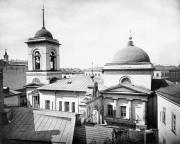Церковь Троицы Живоначальной, что в Полях - Москва - Центральный административный округ (ЦАО) - г. Москва