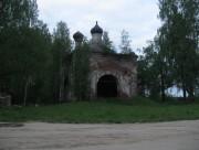 Церковь Николая Чудотворца - Ворониха (Осташево) - Верховажский район - Вологодская область