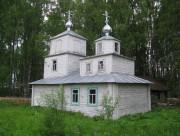 Часовня Успения Пресвятой Богородицы - Ворониха (Осташево) - Верховажский район - Вологодская область