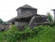 Часовня Василия Великого - Бревновская - Верховажский район - Вологодская область