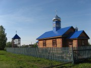Церковь Введения во храм Пресвятой Богородицы (новая) - Шармаши - Тюлячинский район - Республика Татарстан
