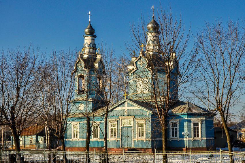 Церковь Михаила Архангела-Терновое-Инжавинский район-Тамбовская область