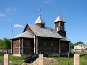 Церковь Серафима Саровского - Буланаш - Артёмовский район - Свердловская область
