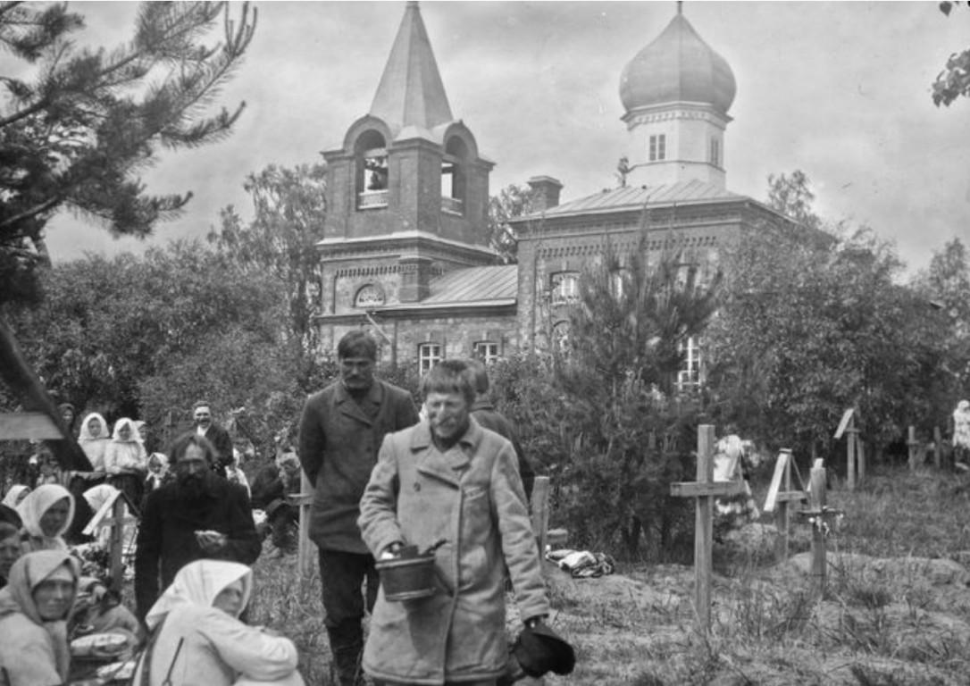 Церковь Георгия Победоносца, Вярска